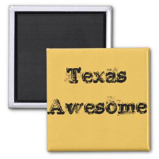 Íman Ímã impressionante legal das citações de Texas