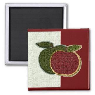Íman Ímã Textured das maçãs (hortelã/cranberryi)