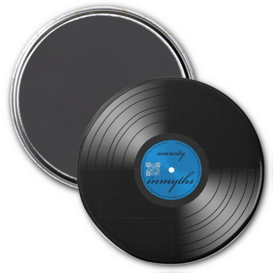 Íman Inmyths Vinyl Scarcity Digital Album
