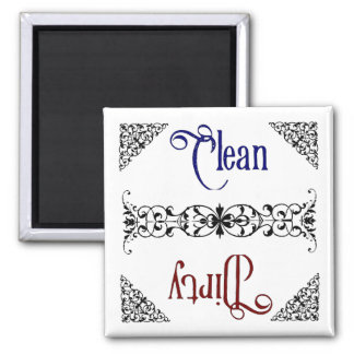Íman Limpo ou sujo