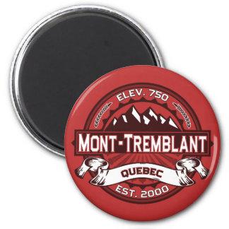 Íman Logotipo de Mont-Tremblant
