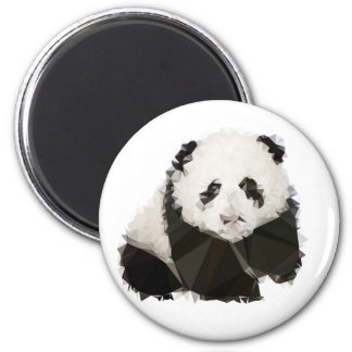 Íman Low Poly Panda