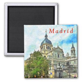 Íman Madrid. Catedral de Almudena