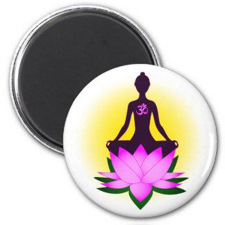 Íman Meditação da ioga