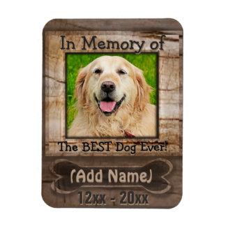 Íman Memorial do cão