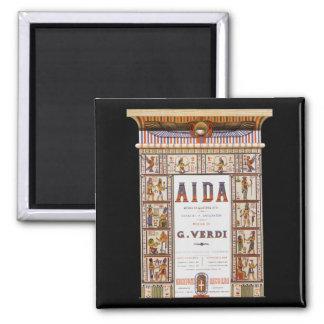 Íman Música da ópera do vintage, egípcio Aida por Verdi