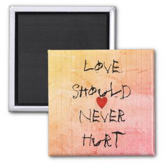 Íman O amor deve nunca Hurt_Motivational_Self_Respect_