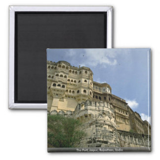 Íman O forte, Jaipur, Rajasthan, India