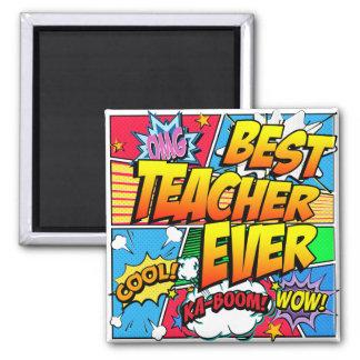 Íman O melhor professor nunca