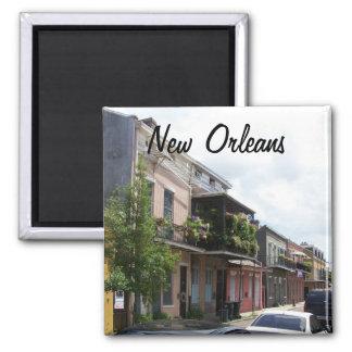 Íman Opinião Nova Orleães Louisiana da rua do bairro fr