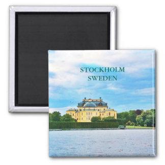 Íman Palácio de Drottningholm na suecia