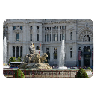 Íman Plaza de Cibeles, ímã do prêmio de Madrid