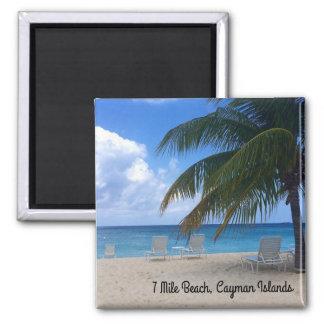 Íman Praia de 7 milhas, Cayman Islands