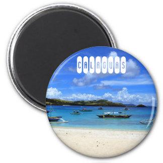 Íman Praia de Calaguas