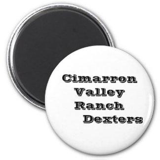 Íman Rancho Dexters do vale      de Cimarron