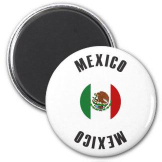 Íman Roda da bandeira de México