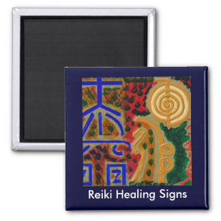 Íman Símbolos curas principais de REIKI