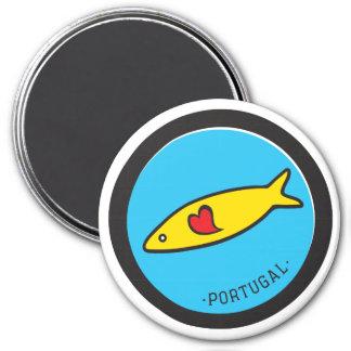Íman Símbolos de Portugal - sardinha Nr. 02