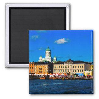 Íman Skyline de Helsínquia