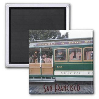 Íman Teleférico de San Francisco