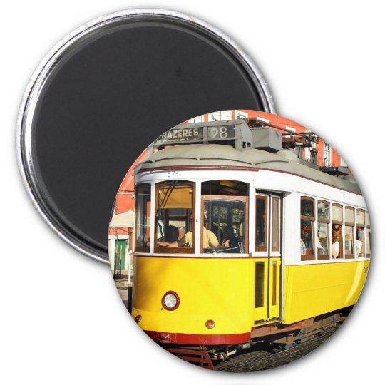 Íman Tram 28, Lisbon, Portugal