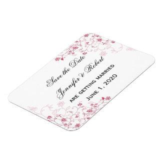 Íman Videiras de florescência cor-de-rosa que Wedding