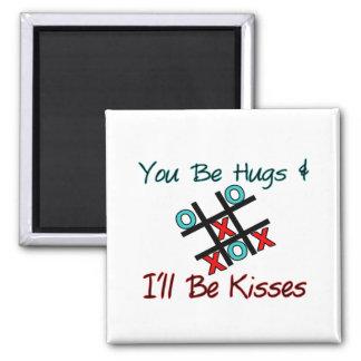 Íman Você seja abraços que eu serei beijos