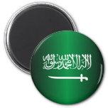 Ímãs da bandeira do saudita imã de refrigerador