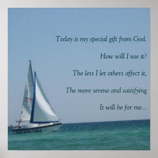 IMG_3862, é hoje meu presente especial do deus Poster