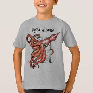 IMG_6675, janela do calamar T-shirts
