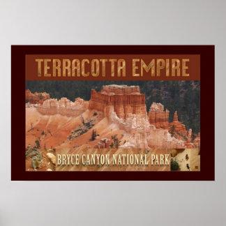 Império 2-Poster do Terracotta