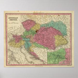 Império austríaco 6 pôster