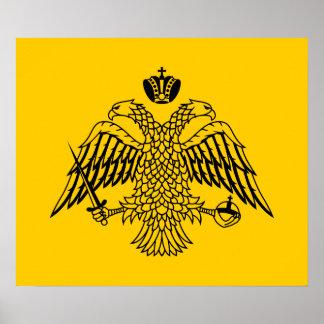 Império bizantino pôster