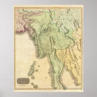 Império de Birman Poster