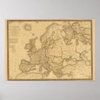 Império de Charlemagne Poster
