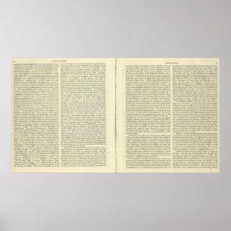 Império do ANÚNCIO 1811 de Napoleon Bonaparte 5 Pôsteres