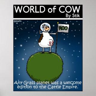 Império do gado poster