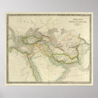 Império persa antigo poster