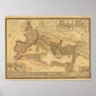 Império romano 3 poster
