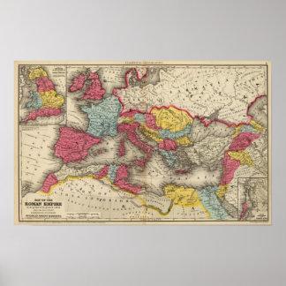 Império romano 4 poster