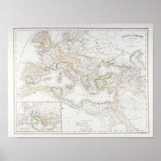 Império romano posters