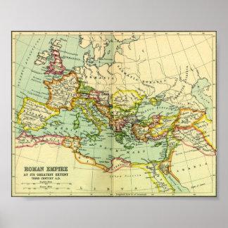 Império romano pôster