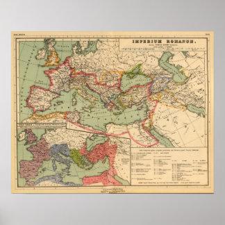 Império romano poster