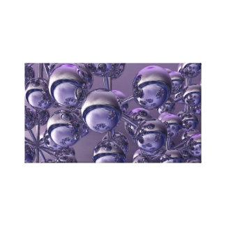 impressão abstrato da arte das canvas de 3D