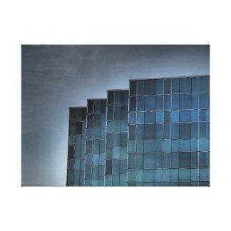 Impressão abstrato das canvas da fotografia impressão em tela