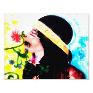 """Impressão da arte da parede, decoração Home 11"""" x Foto"""