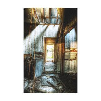 Impressão da fotografia das belas artes da cozinha impressão em tela