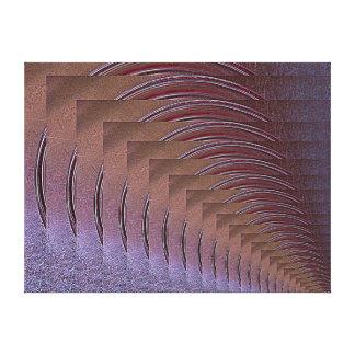 Impressão das canvas - cantos & curvas