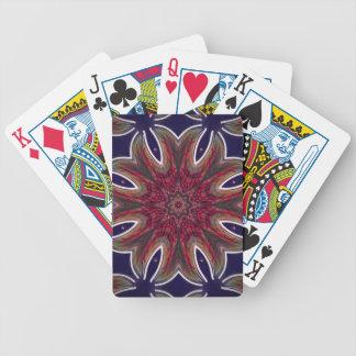 Impressão de azuis marinhos - 5 de 15 séries jogo de carta