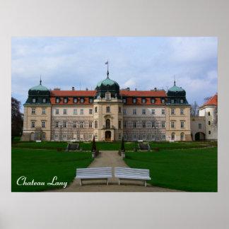 Impressão de Lany do castelo